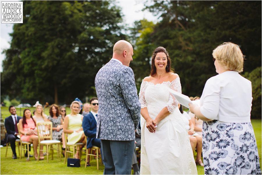 Broughton Hall Skipton Yorkshire Wedding Photography 037