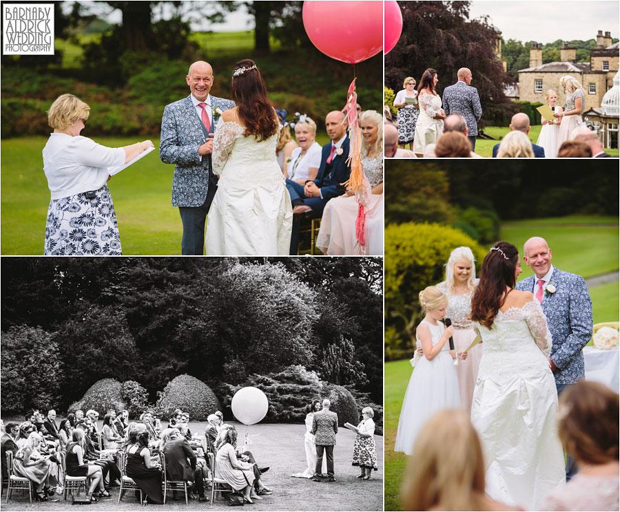 Broughton Hall Skipton Yorkshire Wedding Photography 039