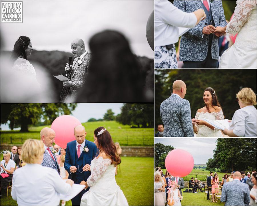 Broughton Hall Skipton Yorkshire Wedding Photography 040