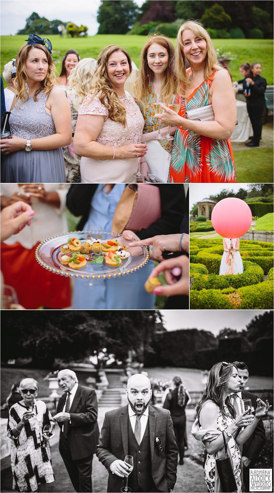 Broughton Hall Skipton Yorkshire Wedding Photography 049
