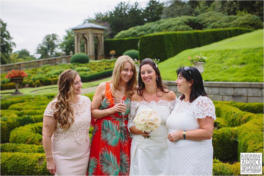 Broughton Hall Skipton Yorkshire Wedding Photography 050