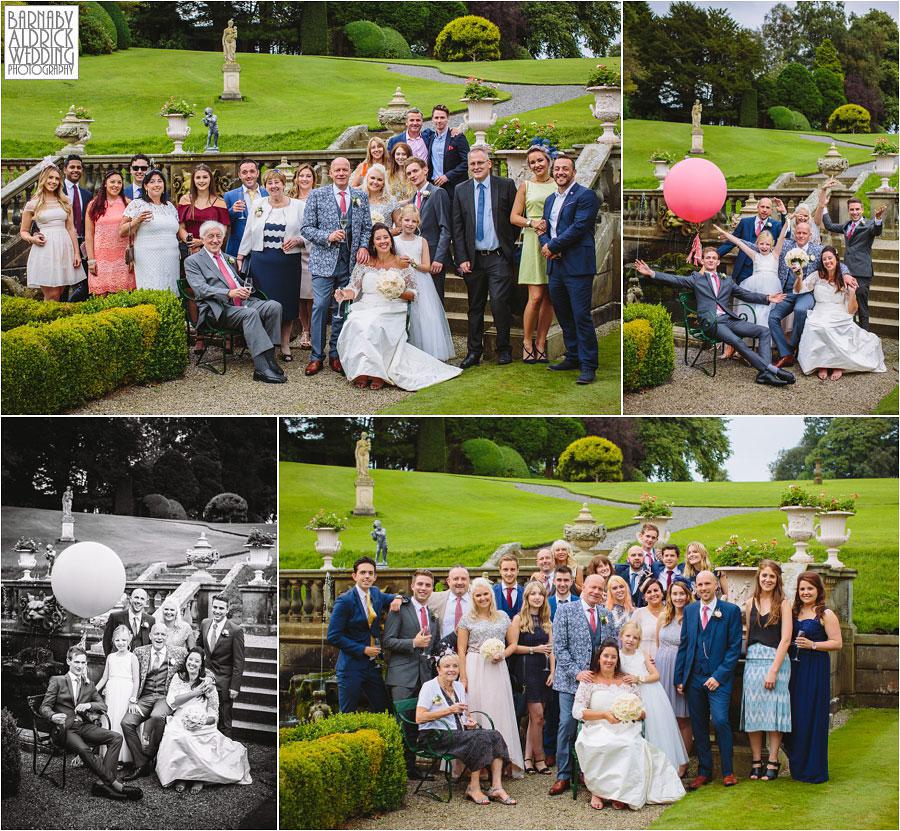 Broughton Hall Skipton Yorkshire Wedding Photography 053