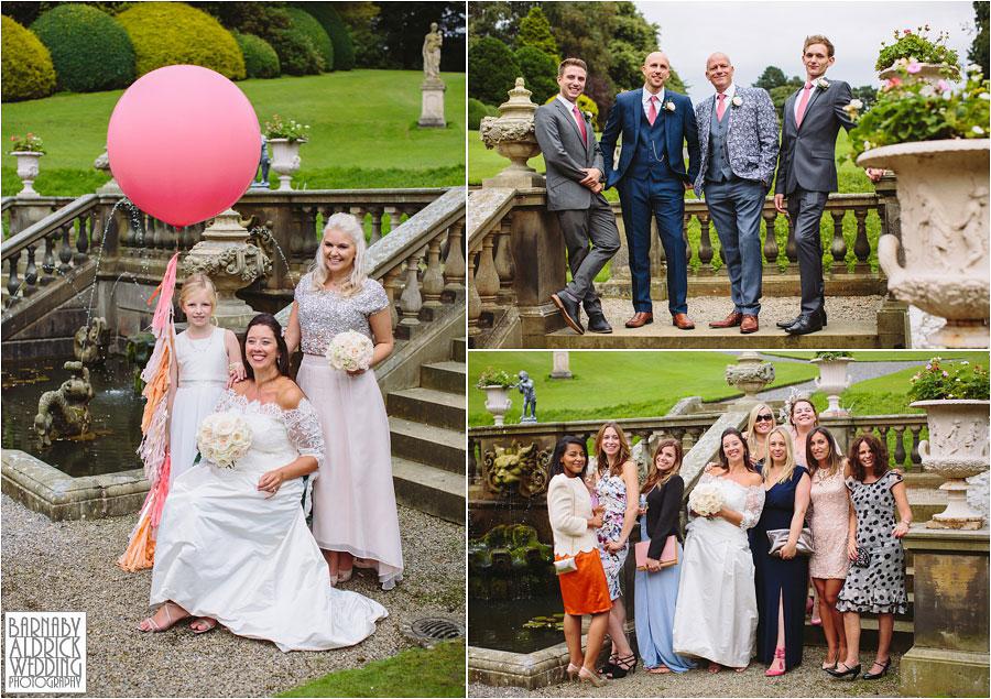 Broughton Hall Skipton Yorkshire Wedding Photography 054