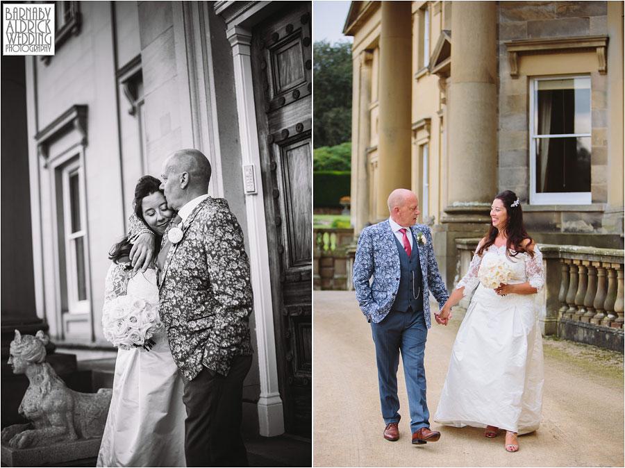 Broughton Hall Skipton Yorkshire Wedding Photography 059