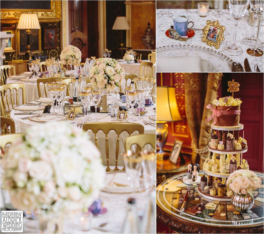 Broughton Hall Skipton Yorkshire Wedding Photography 063