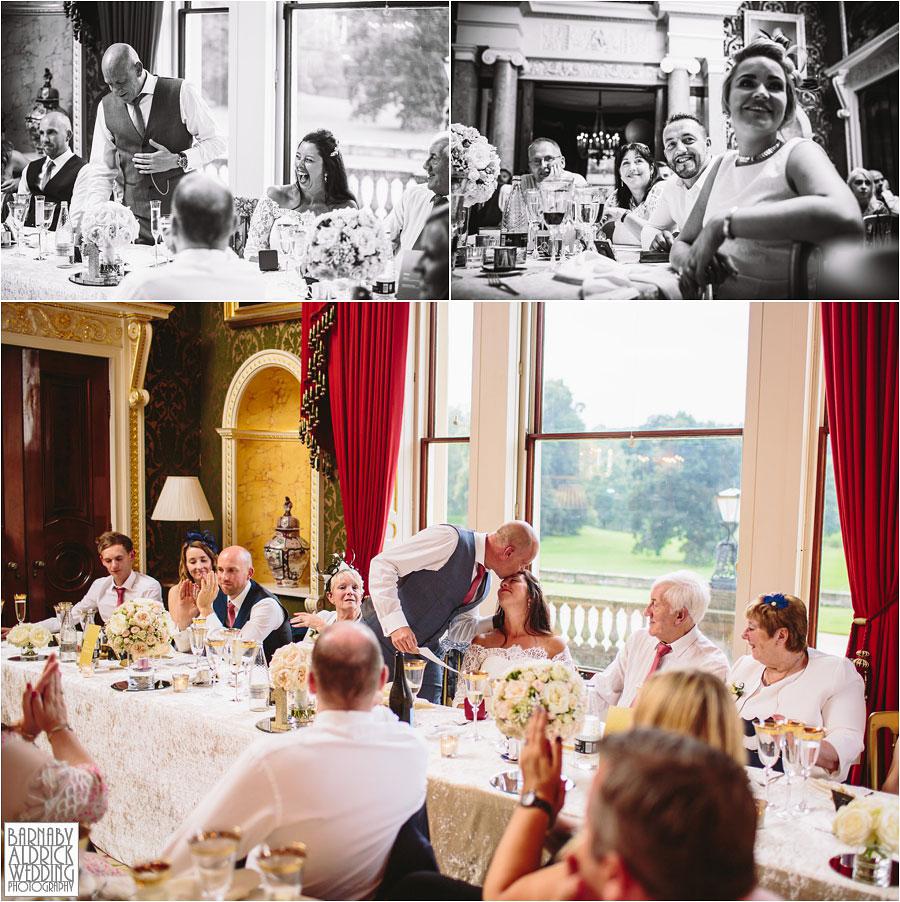 Broughton Hall Skipton Yorkshire Wedding Photography 065