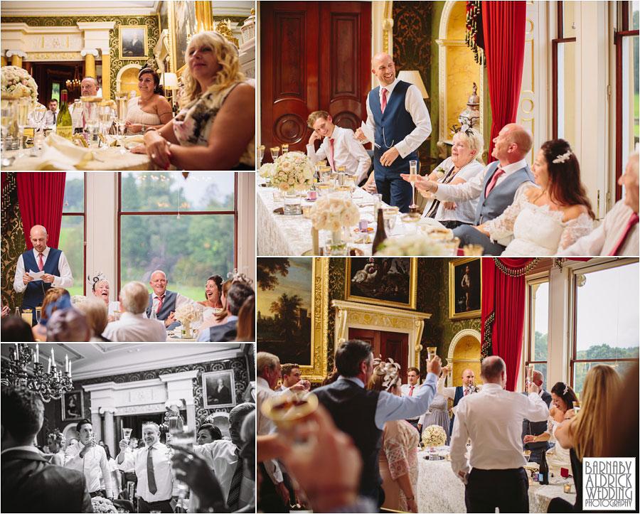 Broughton Hall Skipton Yorkshire Wedding Photography 066