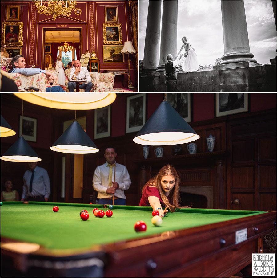 Broughton Hall Skipton Yorkshire Wedding Photography 067