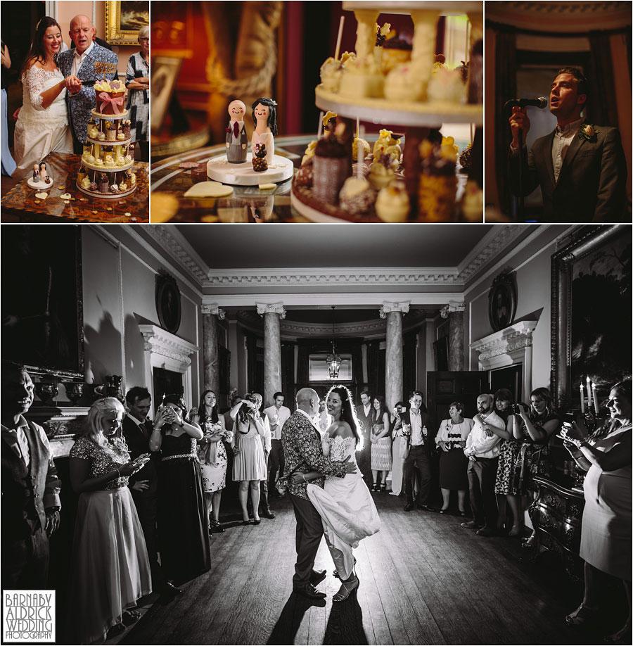 Broughton Hall Skipton Yorkshire Wedding Photography 068