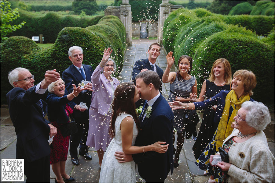 Fountains Abbey Ripon Wedding Photography 023