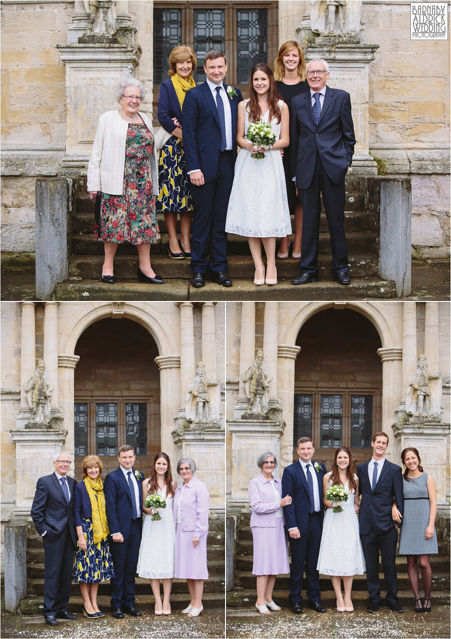 Fountains Abbey Ripon Wedding Photography 027