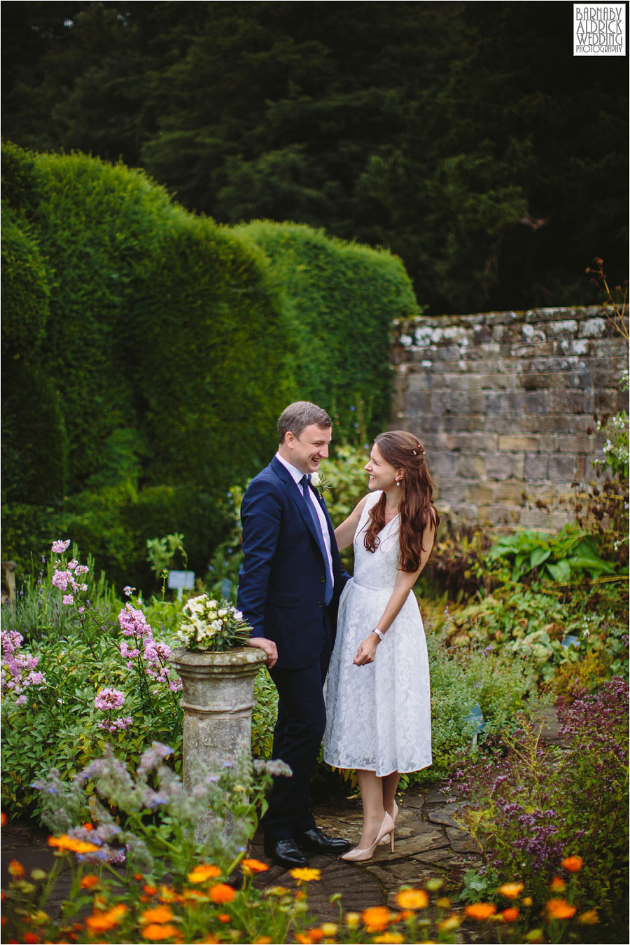 Fountains Abbey Ripon Wedding Photography 037
