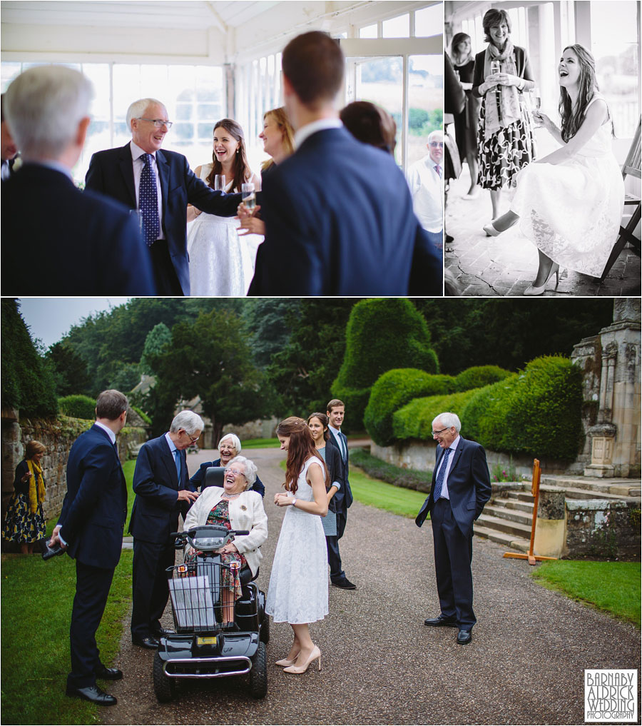 Fountains Abbey Ripon Wedding Photography 043