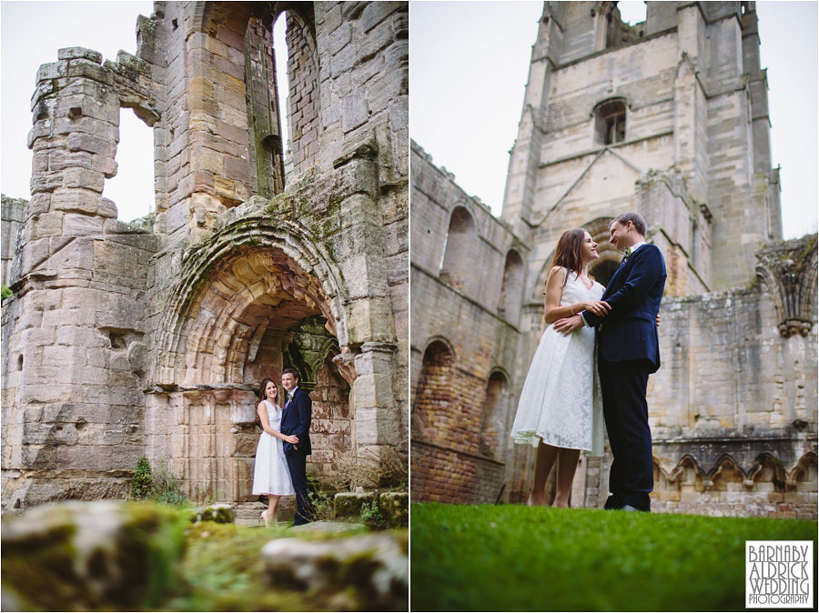 Fountains Abbey Ripon Wedding Photography 051