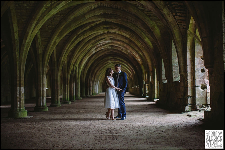 Fountains Abbey Ripon Wedding Photography 054