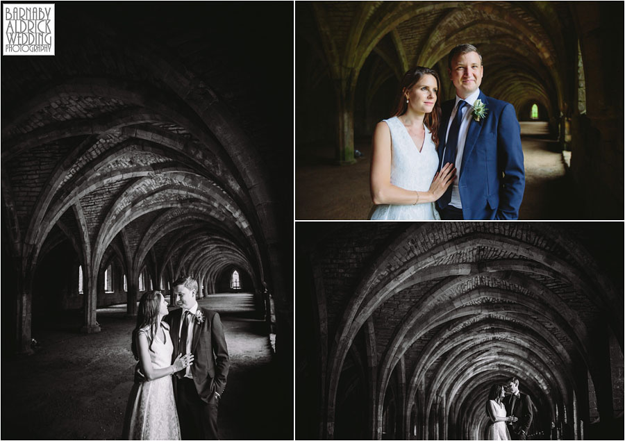Fountains Abbey Ripon Wedding Photography 055
