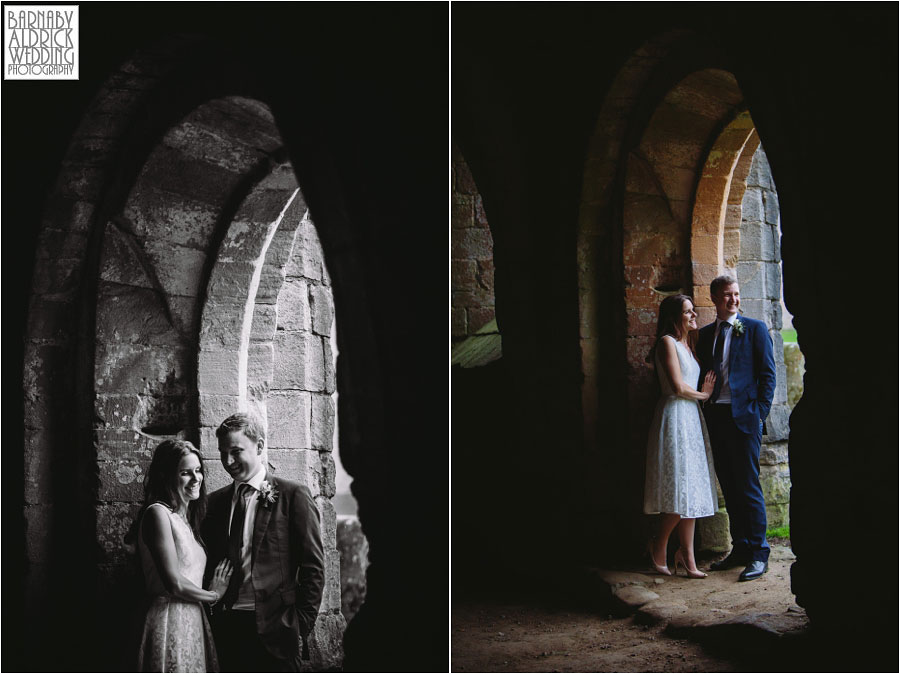 Fountains Abbey Ripon Wedding Photography 056