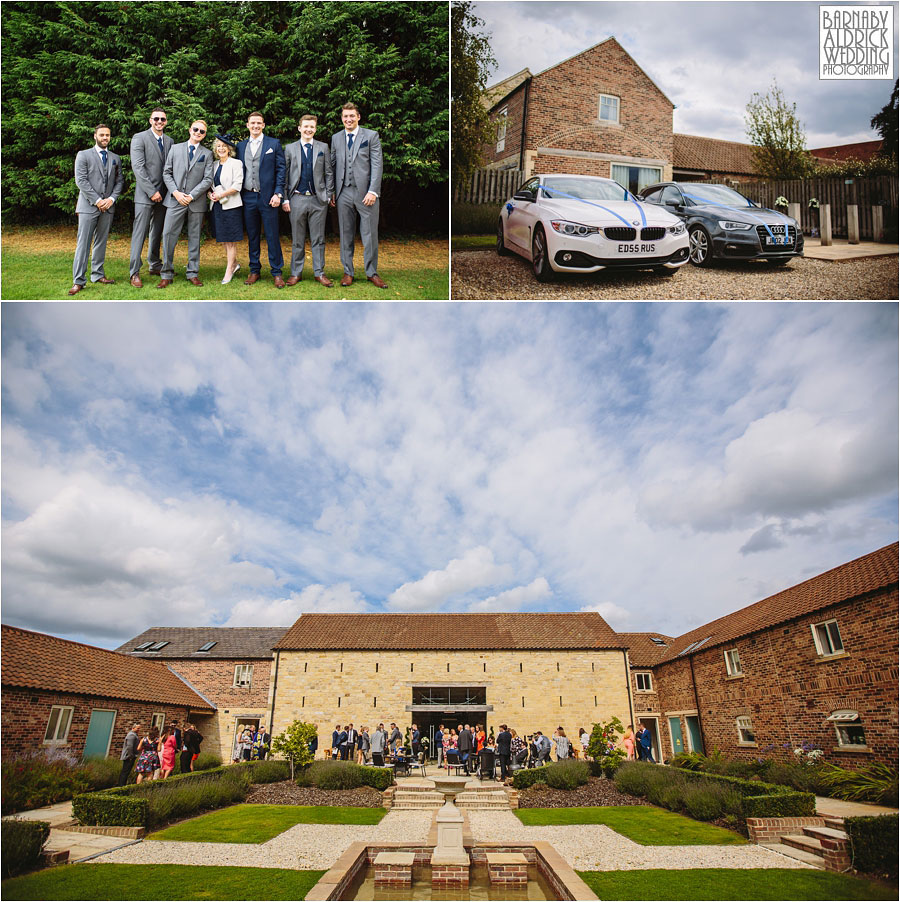 Priory Cottages Wetherby Wedding Photography 014