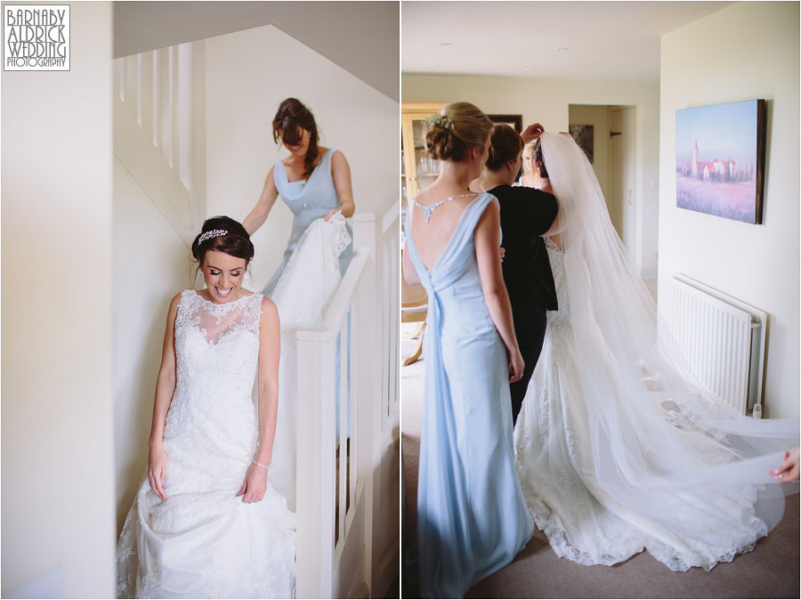Priory Cottages Wetherby Wedding Photography 023
