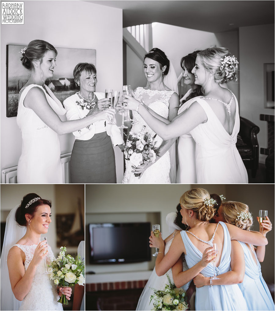 Priory Cottages Wetherby Wedding Photography 028