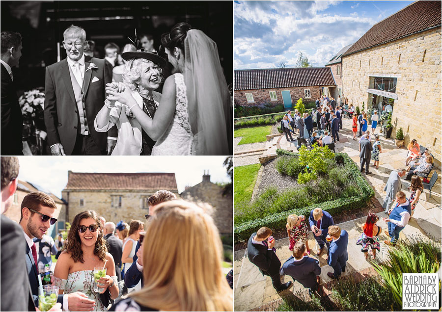 Priory Cottages Wetherby Wedding Photography 047