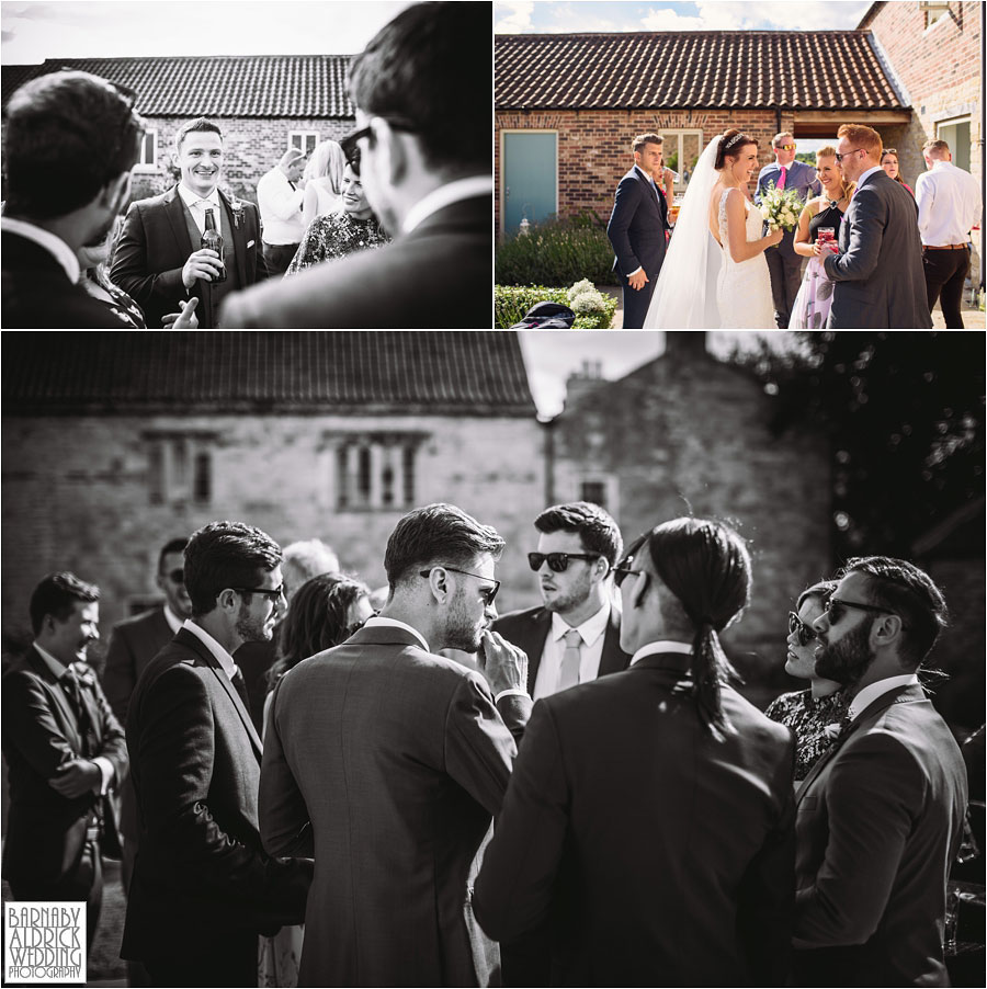 Priory Cottages Wetherby Wedding Photography 049