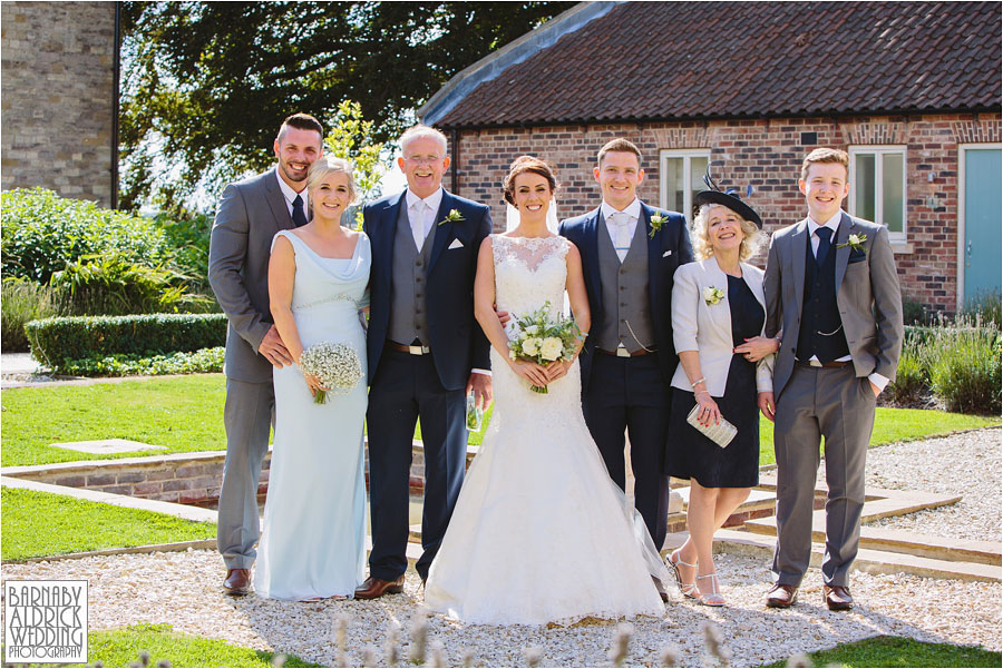 Priory Cottages Wetherby Wedding Photography 053