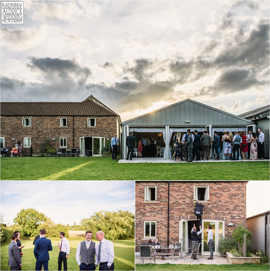 Priory Cottages Wetherby Wedding Photography 070