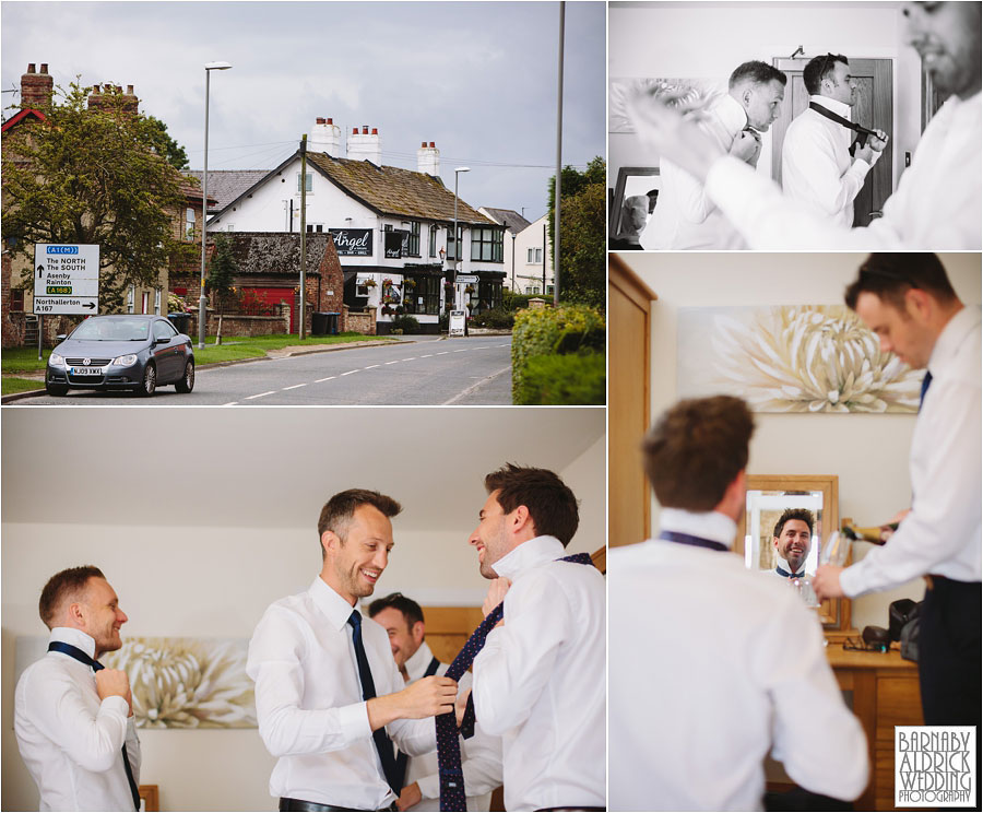 Crab & Lobster Wedding Photography Thirsk North Yorkshire 013