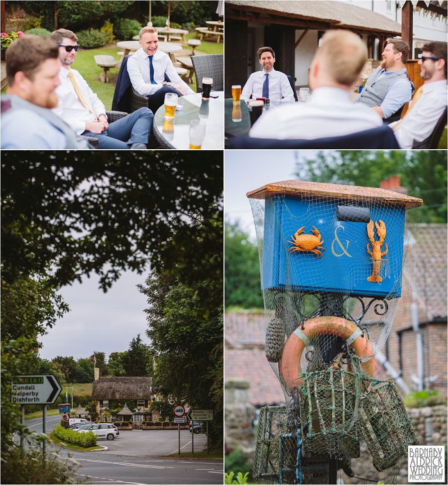 Crab & Lobster Wedding Photography Thirsk North Yorkshire 020