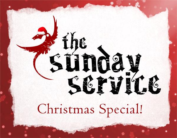 sunday service christmas special - Christmas Sunday