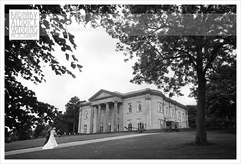 Wedding Photo at The Mansion in Roundhay Park Leeds