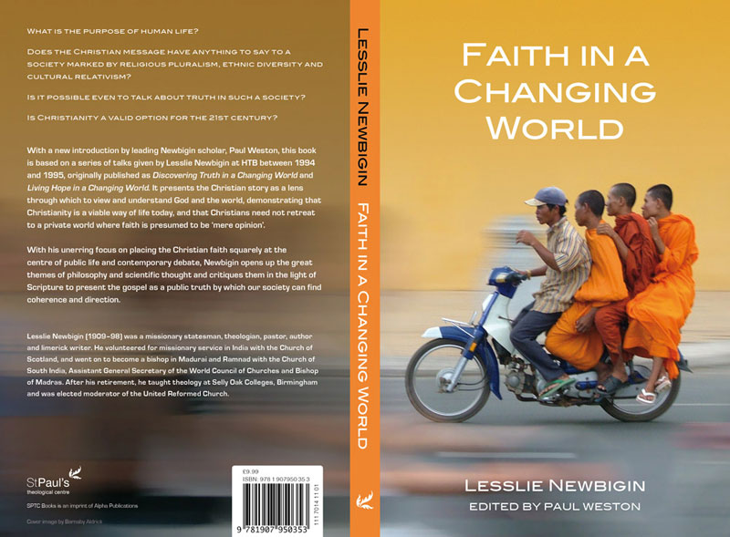Book Cover Photography S ~ Book cover faith in a changing world by barnaby
