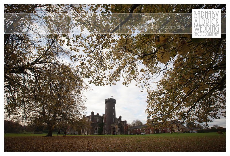 Wedding Photography at Swinton Park in Masham in the Yorkshire Dales