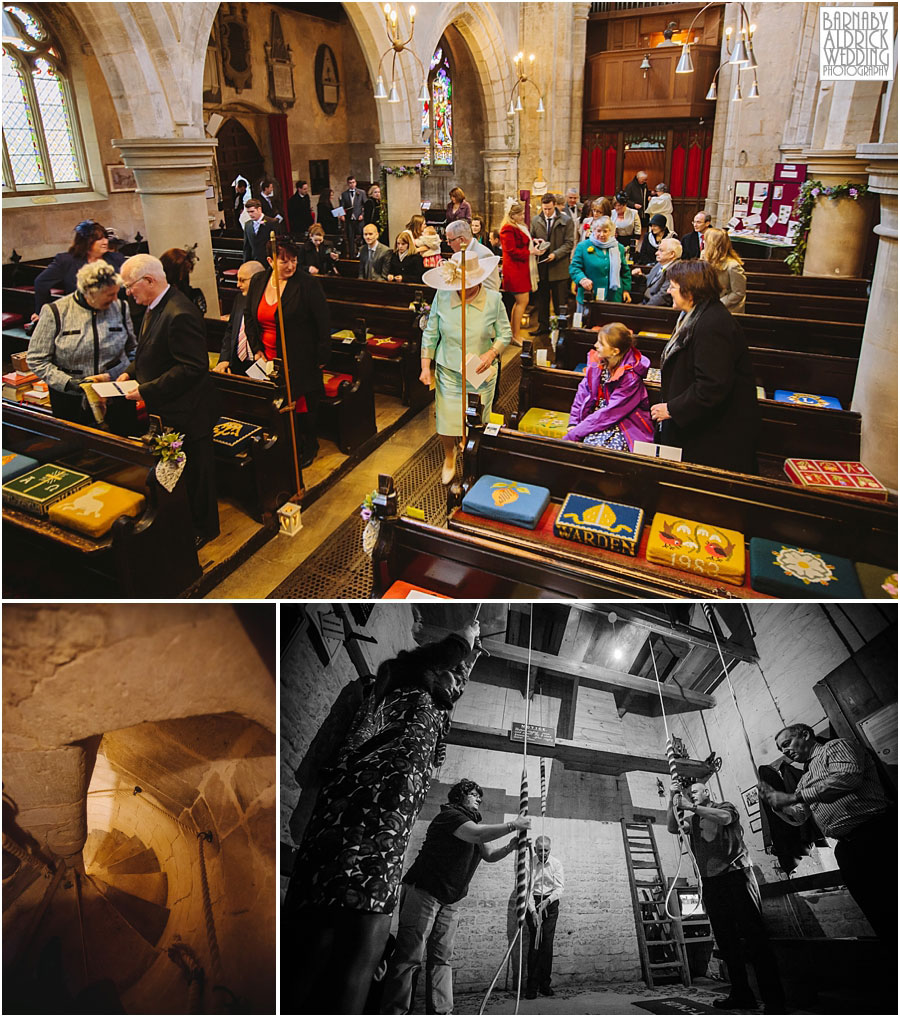 Church Bells Ringing On Our Wedding Day: Wedding Photography At Stubton Hall In Lincolnshire