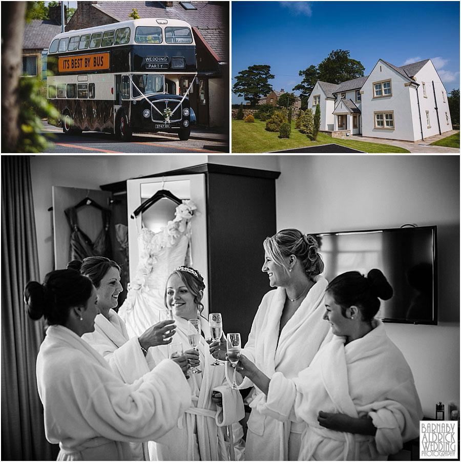 Wedding Photography At Skipton Castle + The Craven Heifer