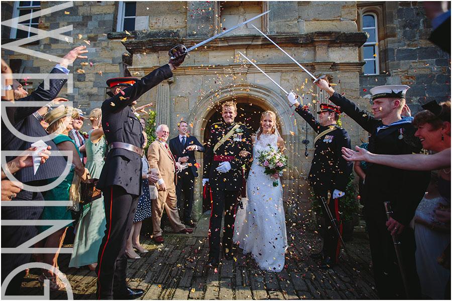 Newburgh Priory Yorkshire Wedding Photography