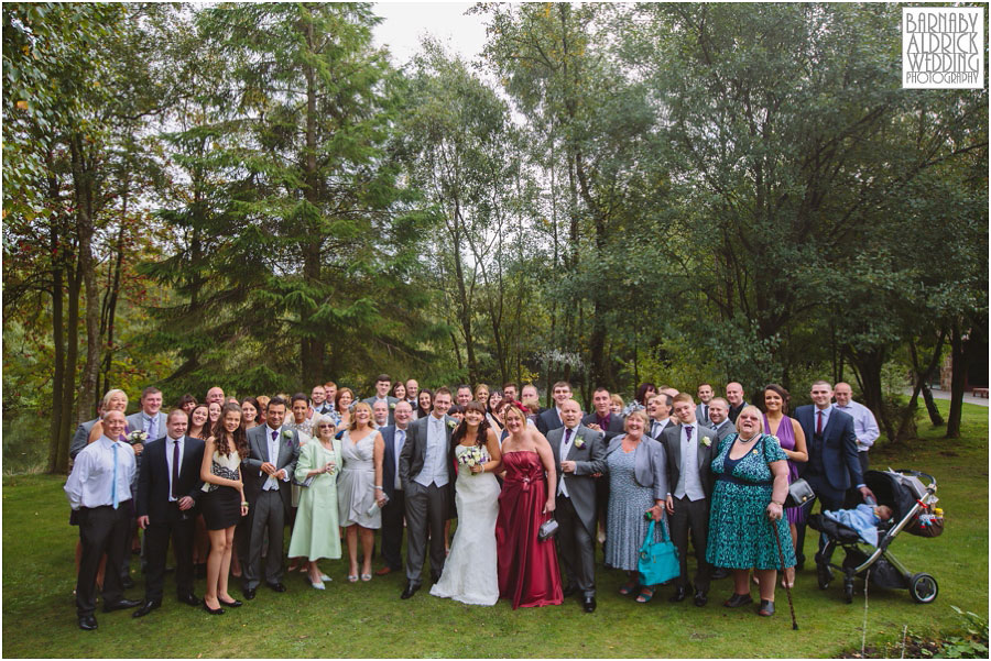 Chevin Country Park Hotel Wedding