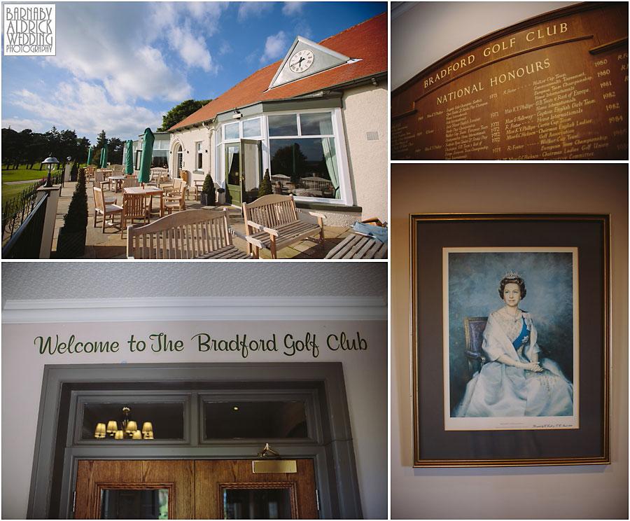 Pre-Wedding Photography at Bradford Golf Club in Yorkshire
