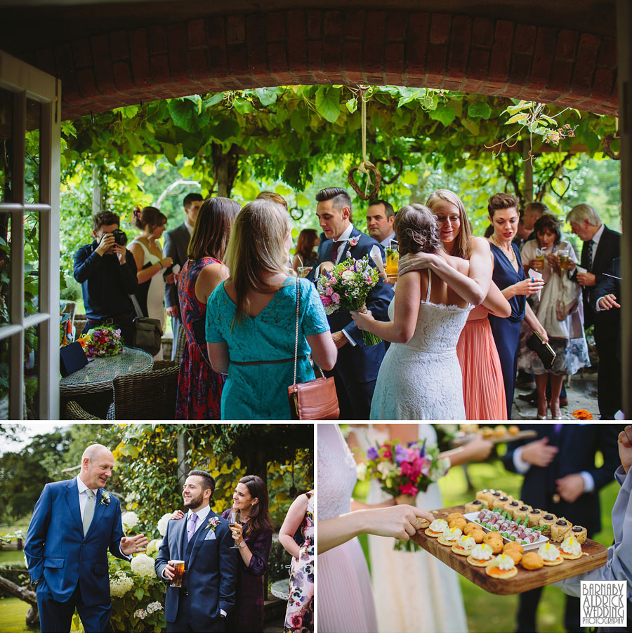 Wedding Photography Highlights-The Pheasant Hotel, Harome