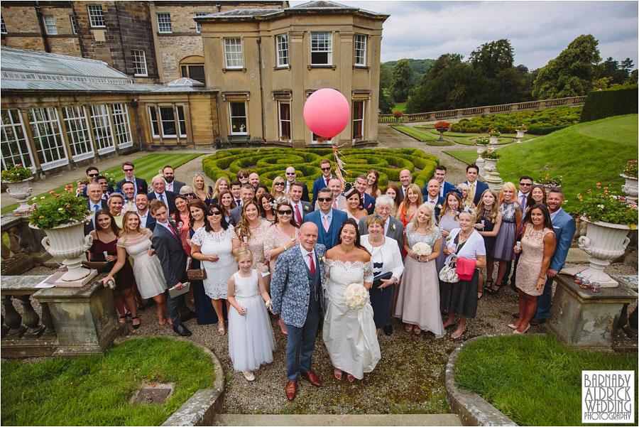 Broughton hall yorkshire wedding