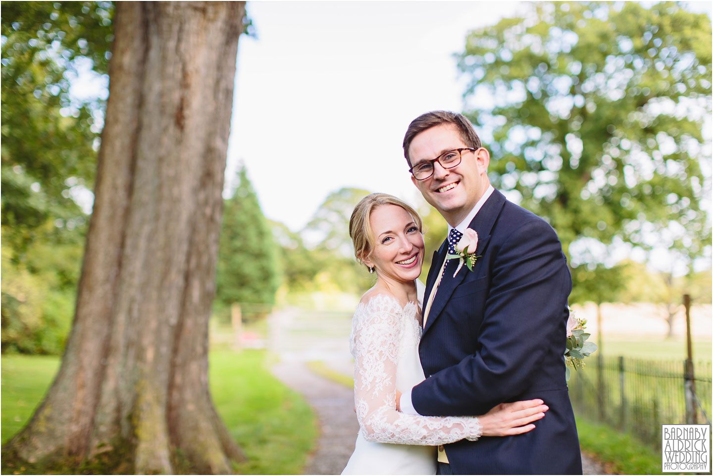 Denton Hall Wedding Photography, Ilkley Wedding Photographer