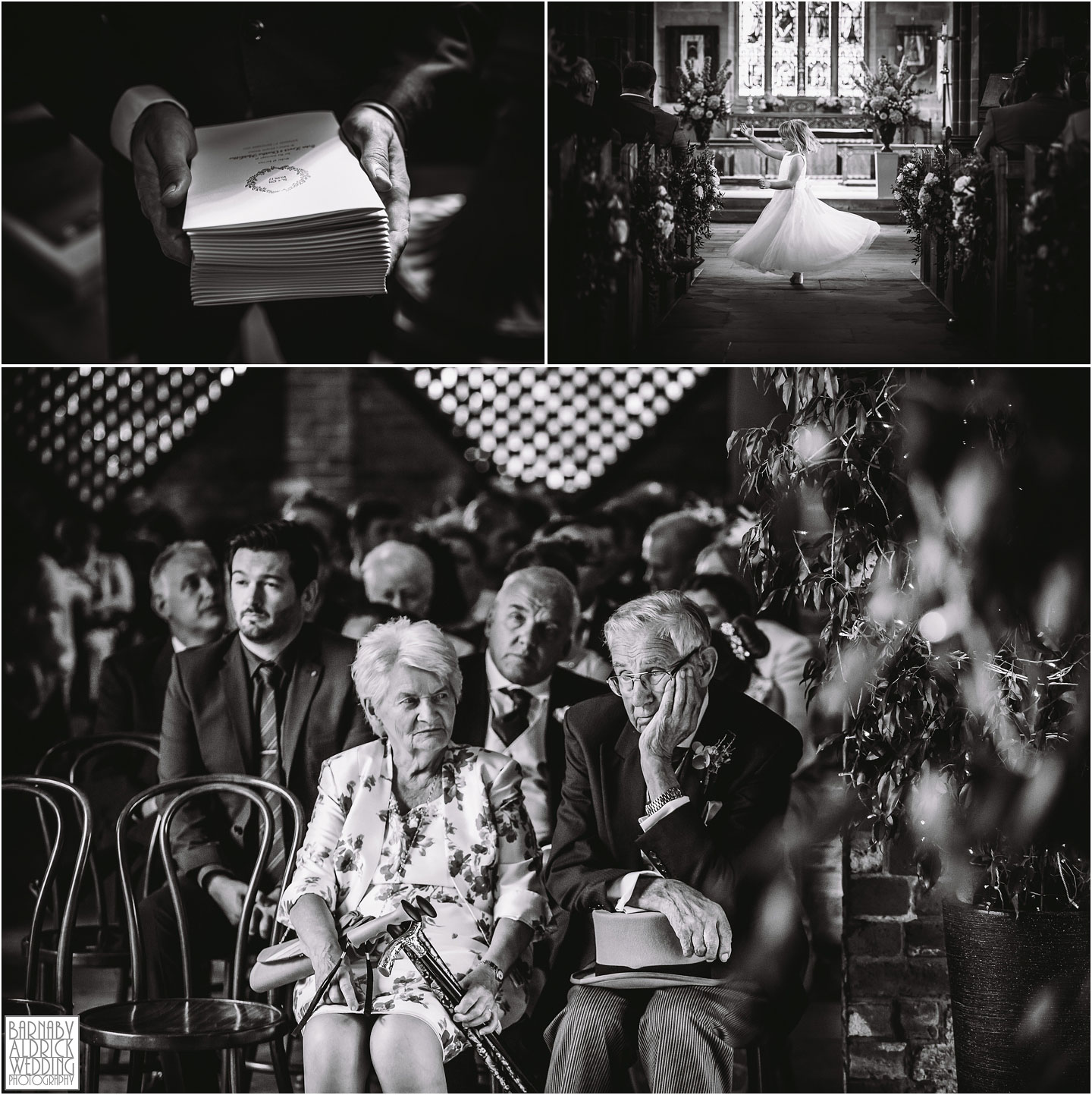 Beautiful and fun wedding photographs, Shustoke Farm Barns