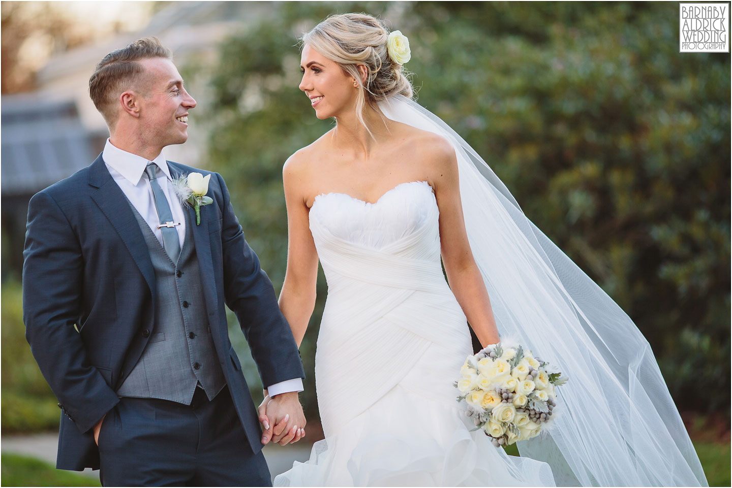 Rudding Park Wedding Photography portrait