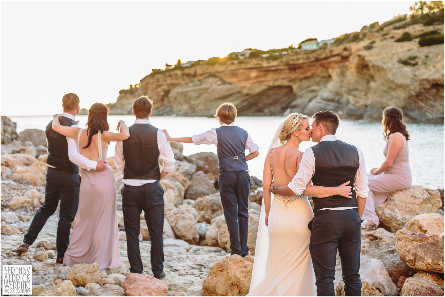 Destination Wedding Photographs, Elixir Resort Ibiza wedding