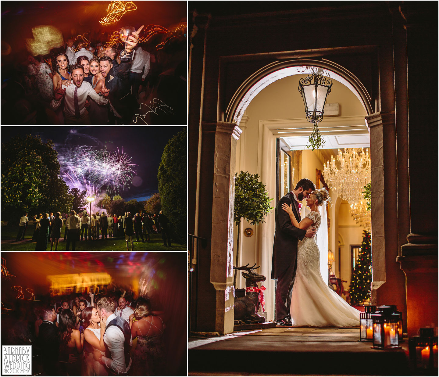 Goldsborough Hall Wedding Photography, First Dance