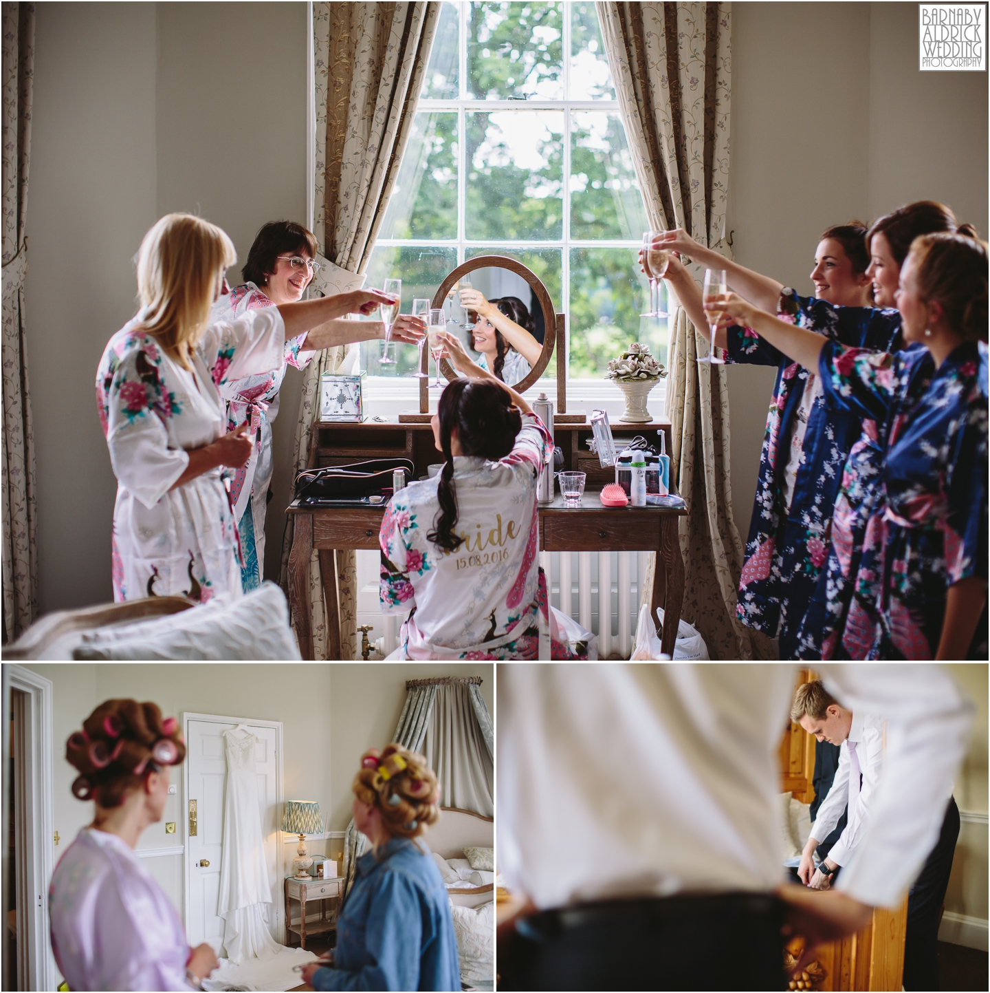 Wedding Photos At Middleton Lodge Near Richmond: Ideas