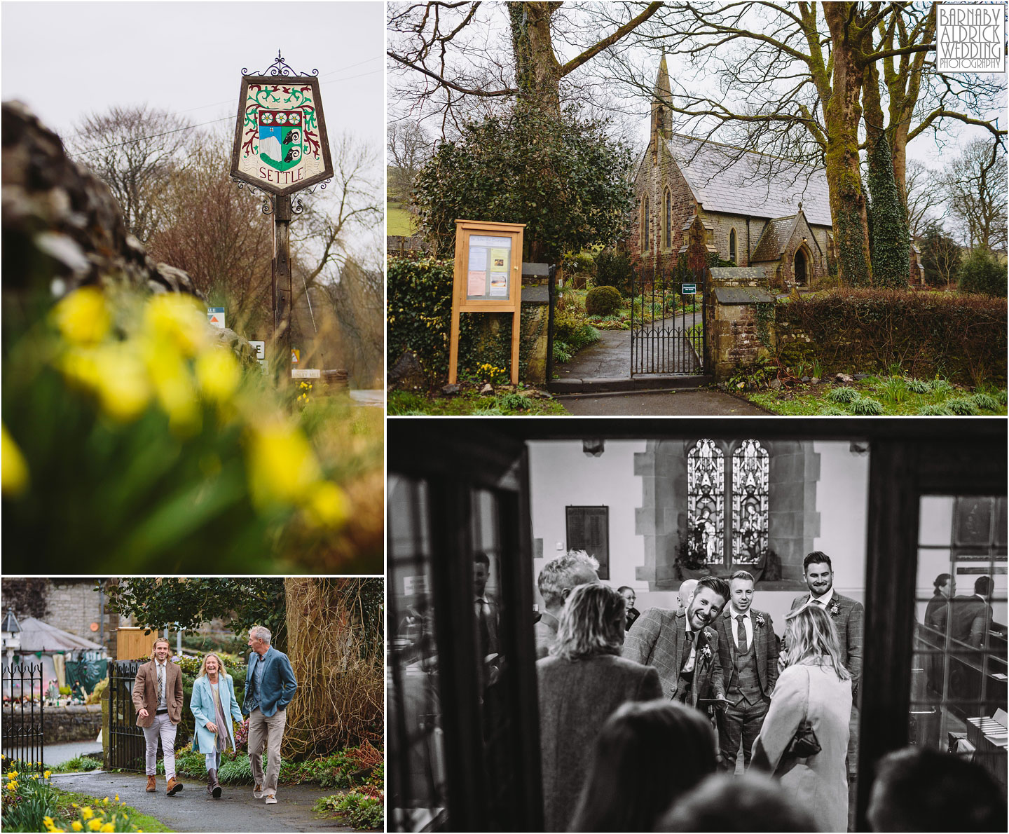 Yorkshire Dales Wedding Photographs