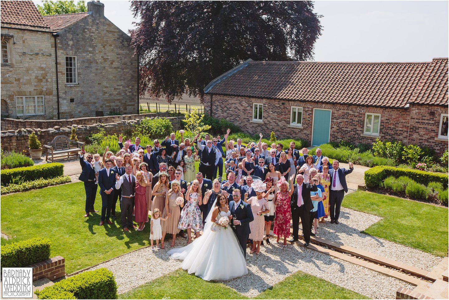 Priory Cottages Wedding Photos, Priory Cottages Wetherby Wedding Photographer, Yorkshire Barn Wedding Photography, West Yorkshire Exclusive Wedding Venue, Wedding photos by Barnaby Aldrick