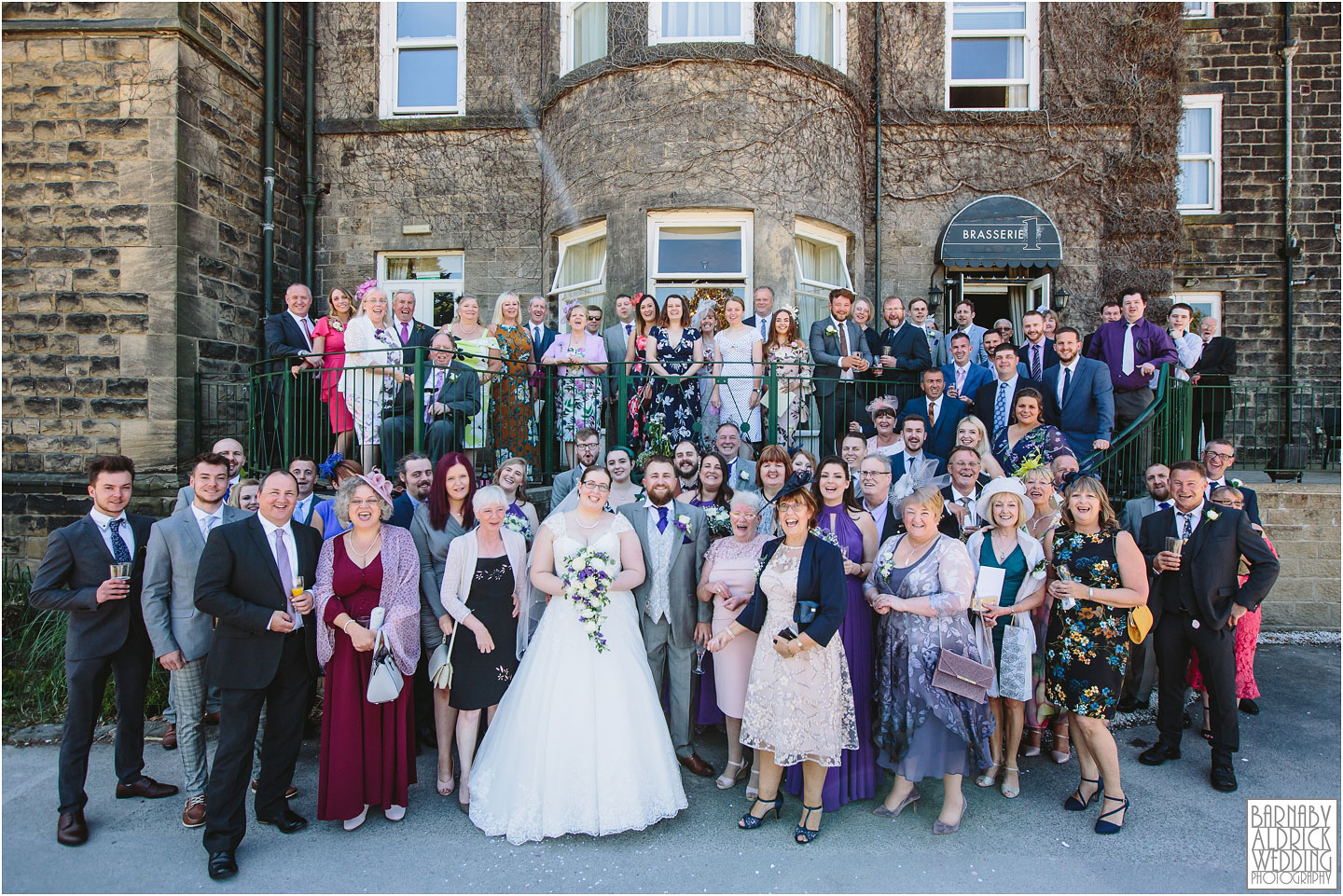 Craiglands hotel venue Ilkley Wedding Photography